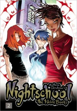 Nightschool, Volume 2: The Weirn Books