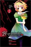 Book Cover Image. Title: Higurashi When They Cry:  Curse Killing Arc, Vol. 1, Author: Ryukishi07