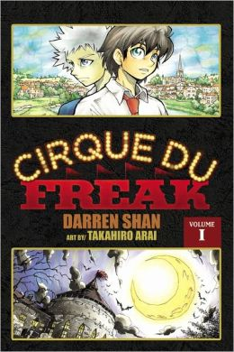 Cirque Du Freak Manga, Vol. 1