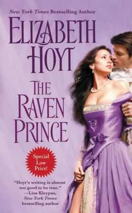 The Raven Prince (Princes Series #1)