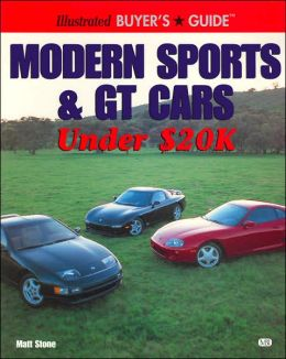 Modern Sports and GT Cars under $20K: Illustrated Buyer's Guide
