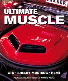 Ultimate Muscle GTO, Shelby Mustang & Hemi