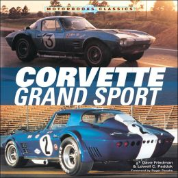 Corvette Grand Sport (Motorbooks Classics Series)