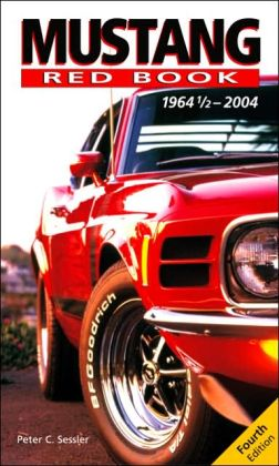 Mustang Red Book
