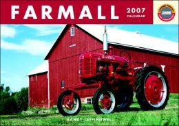 2007 Farmall Wall Calendar