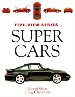 Supercars (Five-View Series)