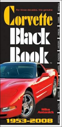 Corvette Black Book 1953-2008