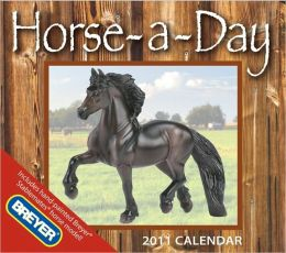 2011 Horse-a-Day Box Calendar