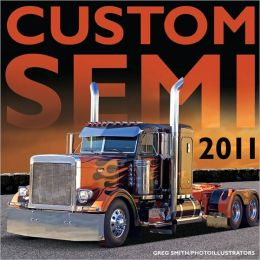 2011 Custom Semi Wall Calendar