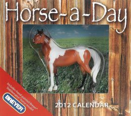 Horse-a-Day 2012 w/toy