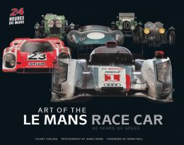 Art of the Le Mans Race Car: 90 Years of Speed