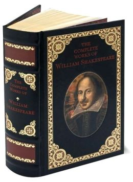 The Complete Works of William Shakespeare (Barnes & Noble Leatherbound Classics)