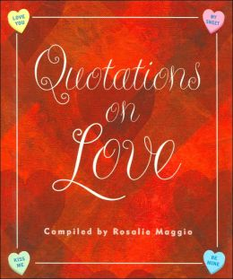 Quotations of Love
