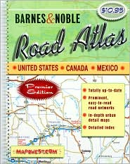 Barnes and Noble Road Atlas