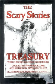 The Scary Stories Treasury: Three Books to Chill Your Bones
