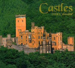 2004 Castles Wall Calendar