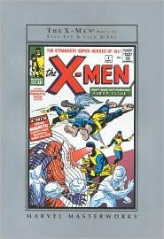 The X-Men Marvel Masterworks, Volume 1