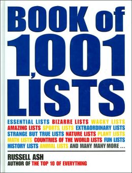 Book of 1,001 Lists