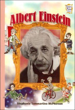 Albert Einstein (History Maker Bios Series)