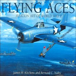 Flying Aces: Aviation Art of World War II