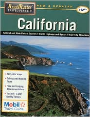 Roadmaster Travel Guides: California, 2004