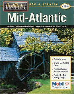 Roadmaster Travel Guides: The Mid-Atlantic, 2004