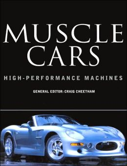 Muscle Cars: High-Performance Machines