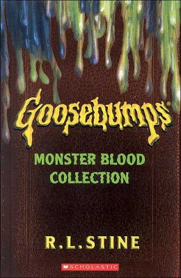 Goosebumps  Monster Blood CollectionGoosebumps Monster Blood