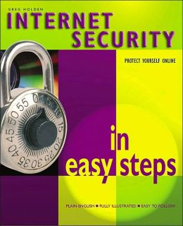 Internet Security in Easy Steps