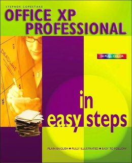 Office XP Professional in Easy Steps