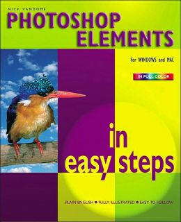 Photoshop Elements in Easy Steps