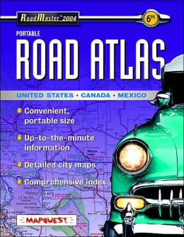 2004 RoadMaster Portable Road Atlas