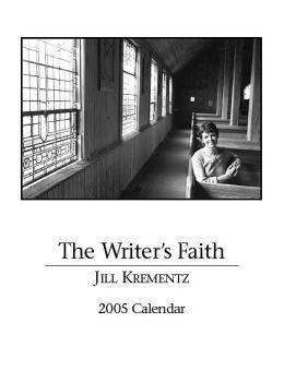 2005 Writer's Faith Engagement Calendar