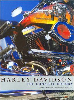 Harley Davidson: Complete History