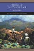 Book Cover Image. Title: Riders of the Purple Sage (Barnes & Noble Library of Essential Reading), Author: Zane Grey