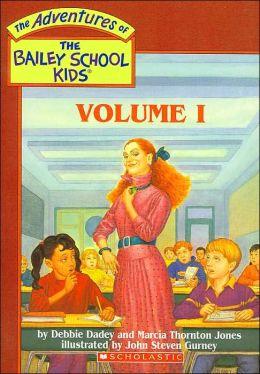 The Adventures of the Bailey School Kids, Volume 1