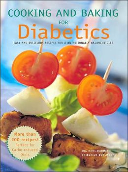 Cooking and Baking for Diabetics