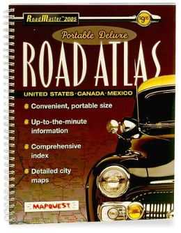 2005 Roadmaster Portable Deluxe Road Atlas