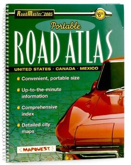 2005 Roadmaster Portable Road Atlas