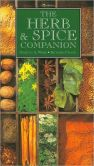 Book Cover Image. Title: The Herb and Spice Companion, Author: Marcus Webb