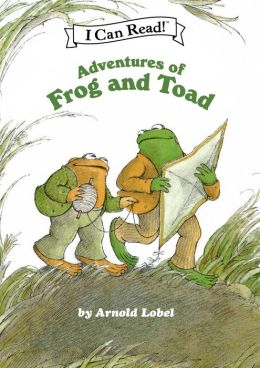Adventures of Frog and Toad (I Can Read Series)
