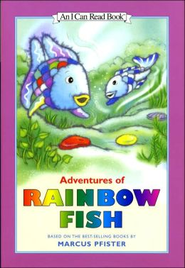 Adventures of Rainbow Fish (I Can Read Series)