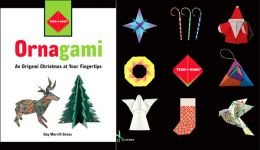 Ornagami: An Origami Christmas at Your Fingertips (Tear-i-gami Series)
