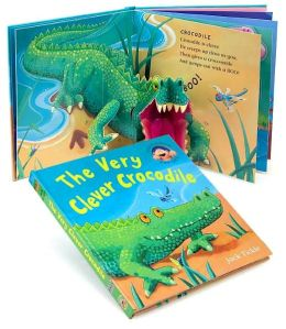 The Very Clever Crocodile (Peek-A-Boo Pop-Ups Series)