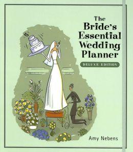 brides essential wedding planner deluxe