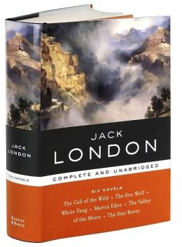Jack London: Six Novels (Library of Essential Writers Series)
