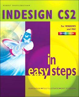 InDesign CS2 in Easy Steps (In Easy Steps Series)