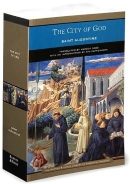 The City of God (Barnes & Noble Library of Essential Reading)