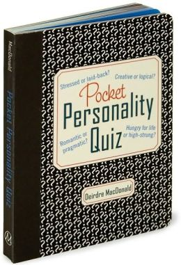 Pocket Personality Quiz