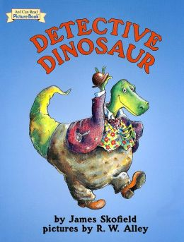Detective Dinosaur (I Can Read Picture Book Series)